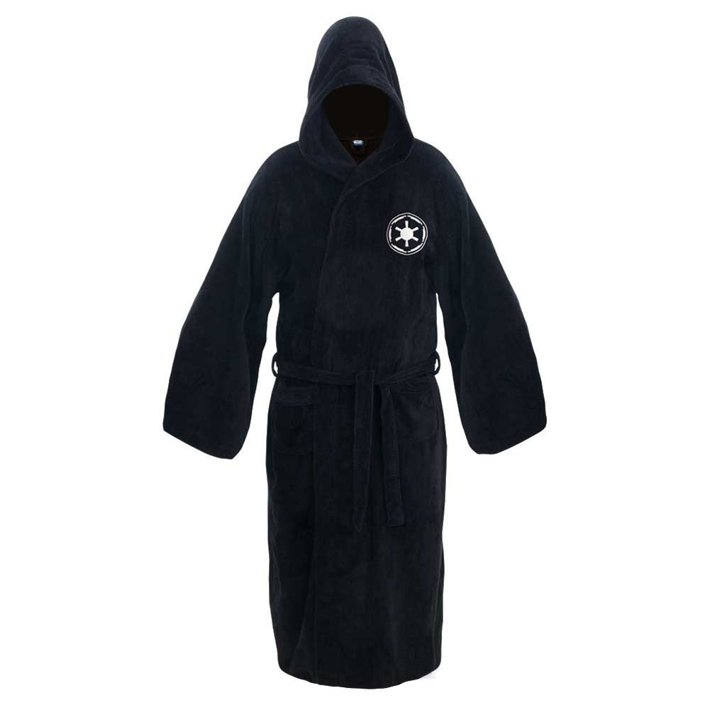 Star Wars Darth Vader Cotton Terry Bathrobe for Men