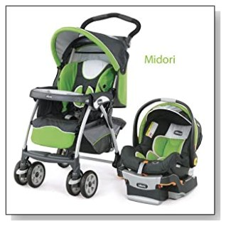 Car Seat & Baby Stroller