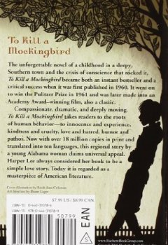 Livres Couvertures de To Kill a Mockingbird
