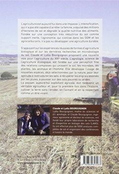 Livres Couvertures de Le sol, la terre et les champs - Pour retrouver une agriculture saine