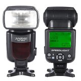Andoer-AD-960II-Universal-On-camera-Speedlite-Flash-GN54-LCD-Display-for-Nikon-Canon-Pentax-DSLR-Camera