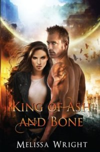 King of Ash and Bone (Shattered Realms) (Volume 1)