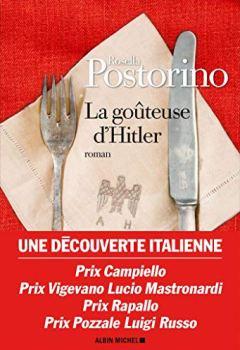 Livres Couvertures de La Goûteuse d'Hitler