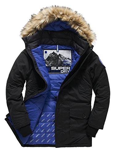 Superdry Herren Jacke Everest Twin Peaks Jacket