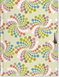 Pinwheels Locking Journal (Notebook, Diary)