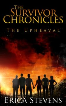 The Survivor Chronicles: Book 1, The Upheaval (Serial Story #1)| wearewordnerds.com