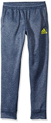 adidas-Boys-Big-Boys-Ultimate-Fleece-Pant-Collegiate-NavyShock-Slime-Small8