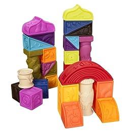 Product Image B. Elemenosqueeze Soft ABC Blocks