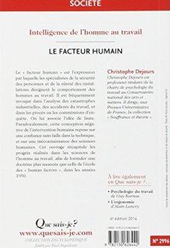 Livres Couvertures de Le facteur humain