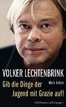 Der Ganze Lechtenbrink: CDs & Autobiographie (2/2)