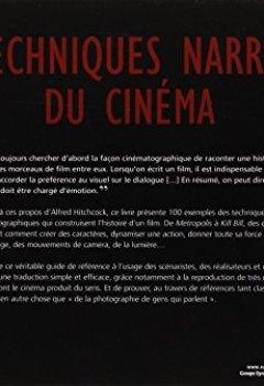 Livres Couvertures de Les techniques narratives du cinéma : Les 100 plus grands procédés que tout réalisateur doit connaître
