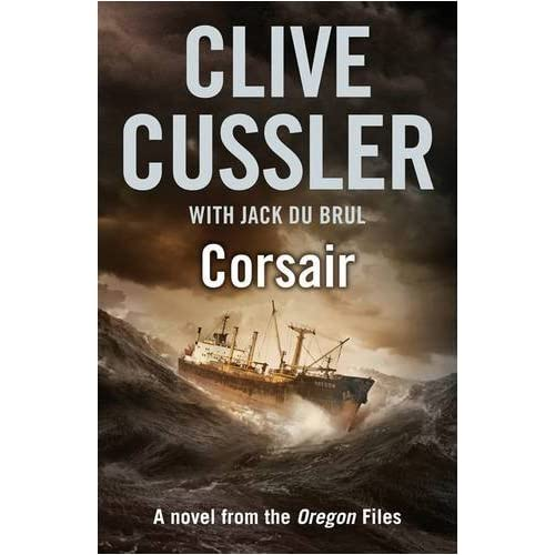 Corsair - A Novel From the Oregon Files