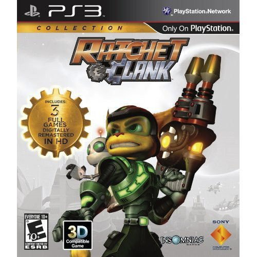 RATCHET & CLANK COLLECTION (2 DISC)