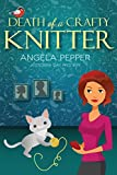 Death of a Crafty Knitter (Stormy Day Cozy Murder Mystery Book 2)