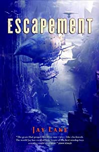 "Cover of ""Escapement"""