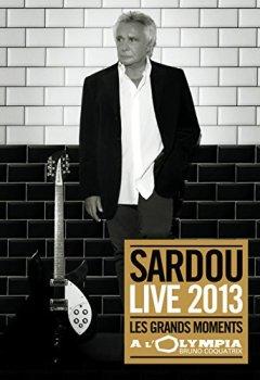 Livres Couvertures de Michel Sardou - Live 2013 : Les grands moments à l'Olympia