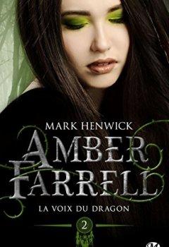 Livres Couvertures de Amber Farrell, T2 : La voix du dragon