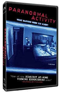 "Cover of ""Paranormal Activity"""
