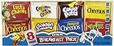 Breakfast Cereal Variety Pack, 9.14 oz