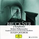 Bruckner: 9 Symphonies (9 CD's)