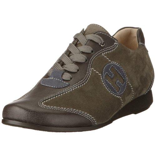 Hassia 0-302012-6335 Riva, Weite G, Damen Sneaker, Grau (graphit/darkblue 6335), EU 41.5, (UK 7.5  )