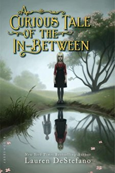 A Curious Tale of the In-Between by Lauren DeStefano| wearewordnerds.com