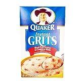 Quaker Instant Grits Red Eye Gravy & Ham 12 oz - 6 Unit Pack