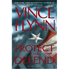 The New York Times Lista dos Livros Mais Vendidos Bestseller Books Best Seller PROTECT AND DEFEND Vince Flynn Livro