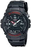 Casio G-Shock G-100-1BVMUR Orologio Analogico Digitale da Polso da Uomo, Resina, Nero