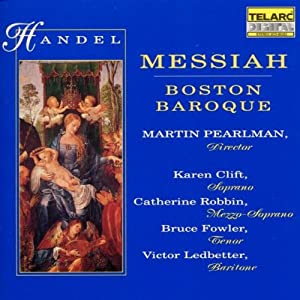 "Cover of ""Handel - Messiah / Clift · Robb..."