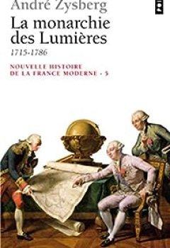 Livres Couvertures de La Monarchie Des Lumières