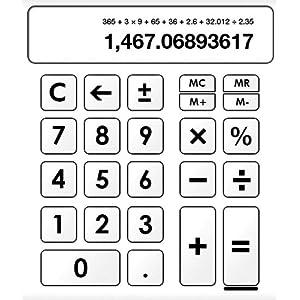 Handy Calc (A Basic Calculator for Kindle) by HandyX