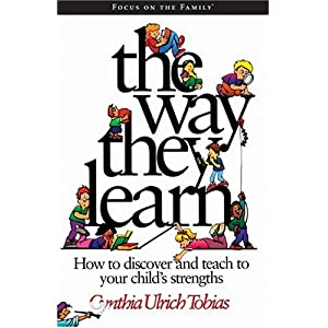 The Way they Learn - Cynthia Tobias