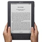 Kindle DX, Free 3G, 9.7″ E Ink Display, 3G Works Globally for $299 + Shipping
