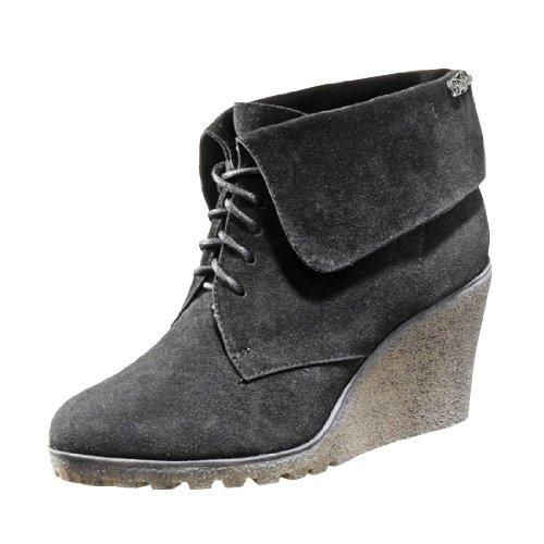 BUFFALO Wedge Schuh Damen