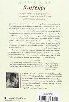 Livres Couvertures de Matar a un ruiseñor / To Kill a Mockingbird