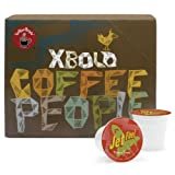 Coffee People Dark Roast, Jet Fuel,  K-Cup Portion Pack for Keurig K-Cup Brewers, 24-Count (Pack of 2)