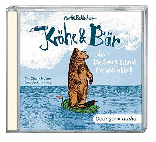 Krähe und Bär (Martin Baltscheit) Oetinger Audio 2016