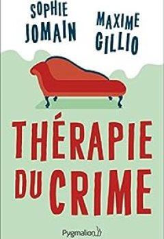 Livres Couvertures de Thérapie Du Crime