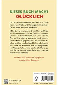 Abdeckung German Glück: Reise durch ein unerwartet glückliches Land