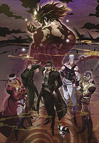 ジョジョの奇妙な冒険スターダストクルセイダース エジプト編 Vol.3 (マグネットセット付)(初回生産限定版) [Blu-ray]