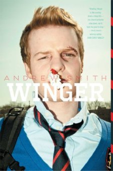 Winger by Smith  Andrew| wearewordnerds.com