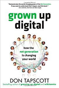 "Cover of ""Grown Up Digital: How the Net G..."