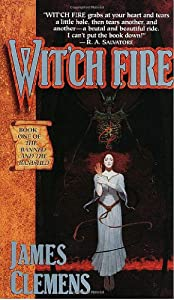 "Cover of ""Wit'ch Fire (The Banned and the..."