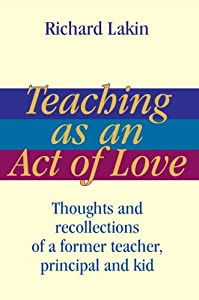 """Cover of """"Teaching as an Act of Love: Tho..."""