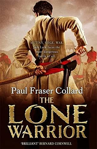 book cover of The Lone Warrior