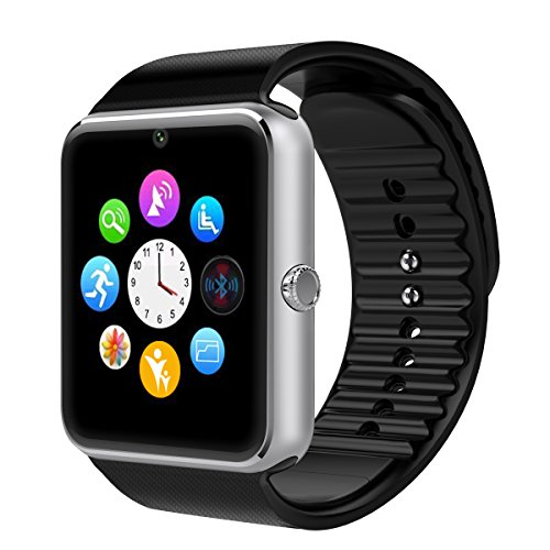 Smart Watch, Otium® One Bluetooth Smart Watch with NFC Phone Mate For Android (Full functions) Samsung HTC Sony LG and iPhone (Partial functions) and other Smart Phones