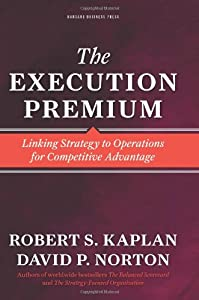 "Cover of ""Execution Premium"""
