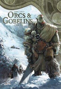 Livres Couvertures de Orcs et Gobelins T03 - Gri'im