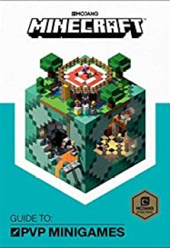 Livres Couvertures de Minecraft: Guide To PVP Minigames